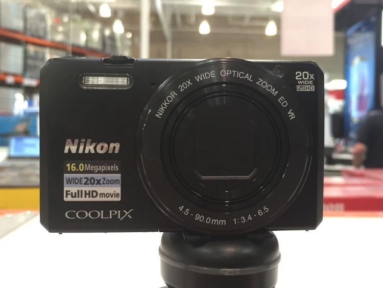 Costco Nikon S7000 Bundle
