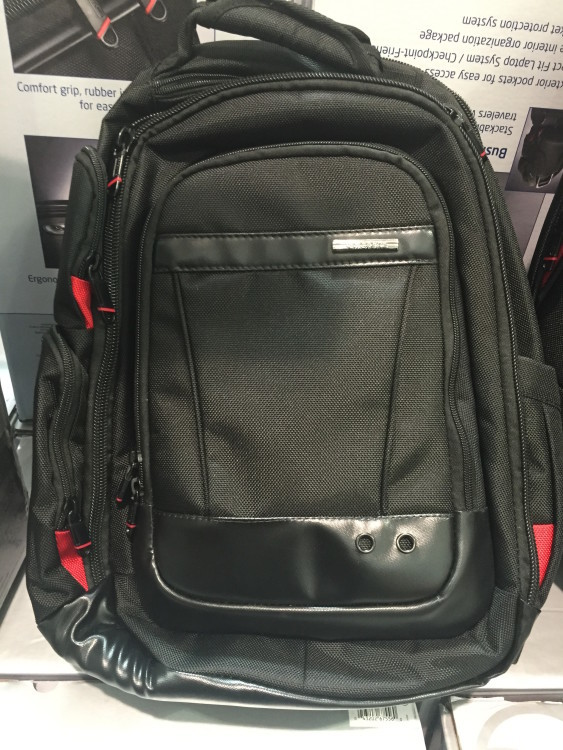 Samsonite 2 Piece Backpack & Carry-on at Costco