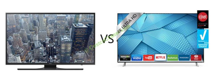Vizio M75-C1 vs. Samsung UN75JU641D