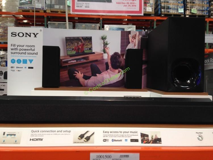 Sony 5 1 Sound Bar Home Theater Costcochaser