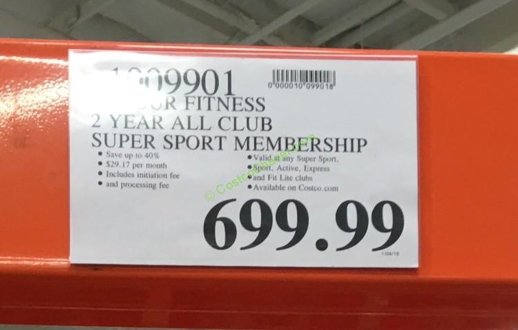 3c54dc10559 24 Hour Fitness Super-Sport Membership – 2 Year – CostcoChaser