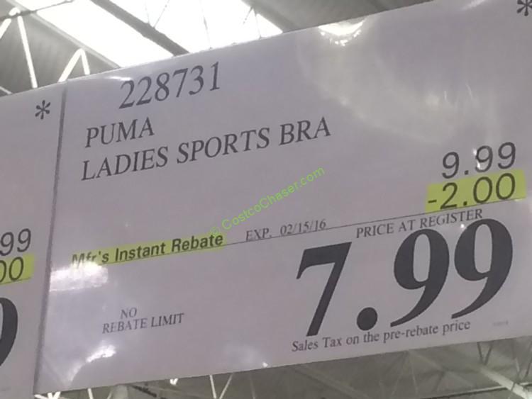 0765bebd13e5e costco puma sports bra Sale