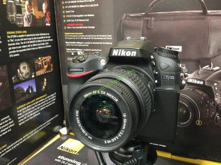 Costco Nikon D7200 DSLR Kit Review