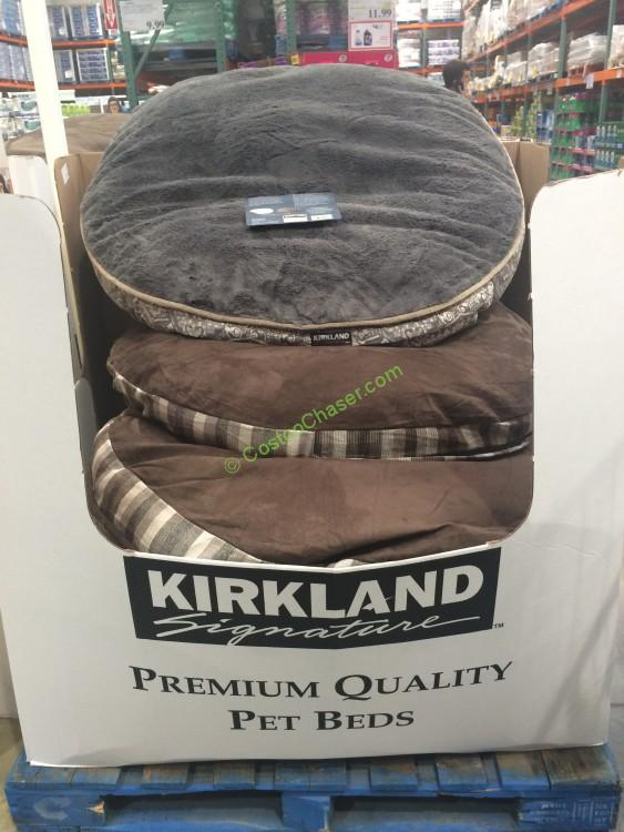 "Kirkland Signatures 42"" Round Pet Bed"