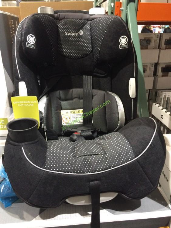 costco 733012 d0rel juvenile group safety 1st carseat costcochaser. Black Bedroom Furniture Sets. Home Design Ideas