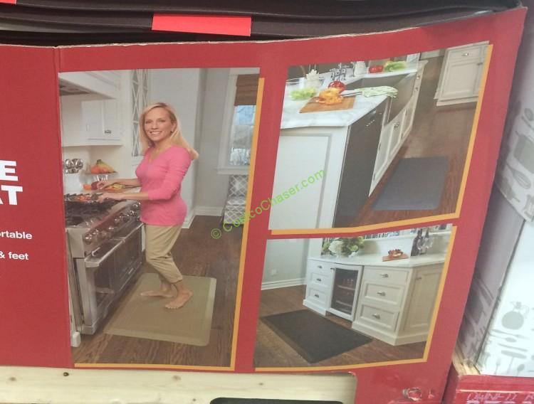 Novaform Home Anti Fatigue Kitchen Mat Costcochaser