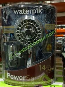 costco-844110-Waterpik-handheld-shower-head-14-spray-settings