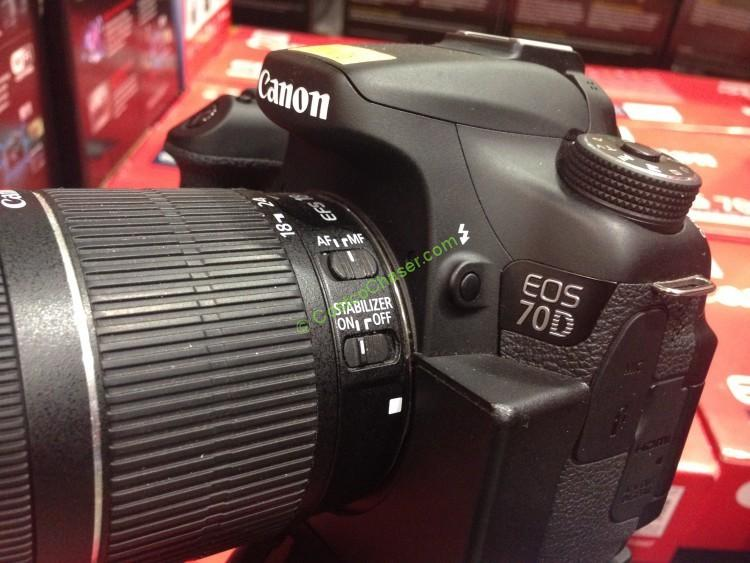 Costco Canon 70D DSLR Kit Review