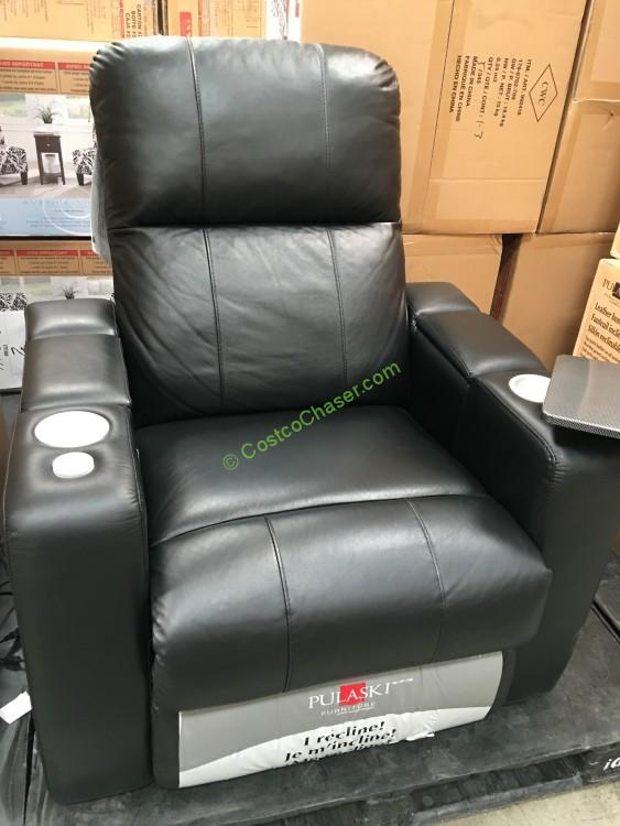 Pulaski Furniture Home Theatre Recliner