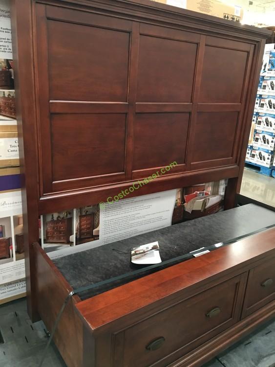 Costco 997670 Universal Furniture Broadmoore Queen Bed Costcochaser