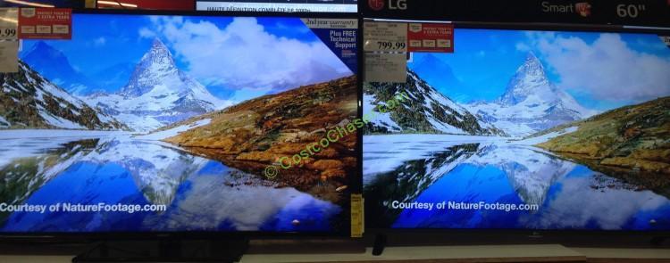 Samsung UN60J620D vs LG 60LF6090 LED LCD TV