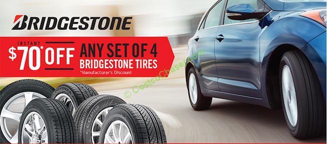 Bridgestone Tire Deals Costco Cablevision Deals For Existing