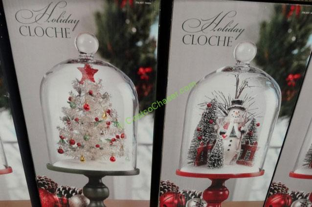 Costco Holiday Lighted Cloche Recall 2015