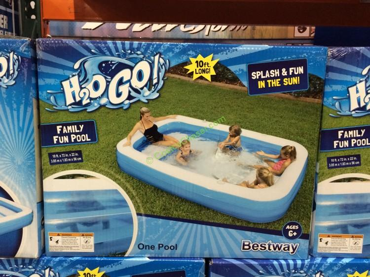 Bestway Family Fun Pool
