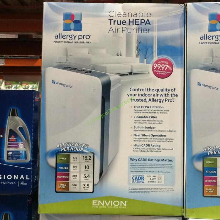 Allergy Pro AP451 True Hepa Filtration Air Purifier