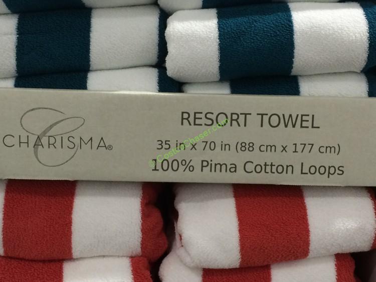 Charisma Resort Towel At Costco Costcochaser