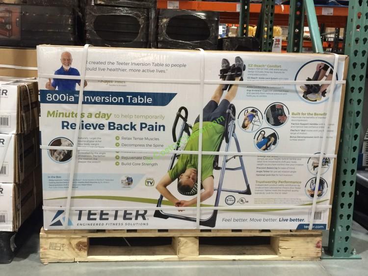 Teeter 800IA Inversion Table