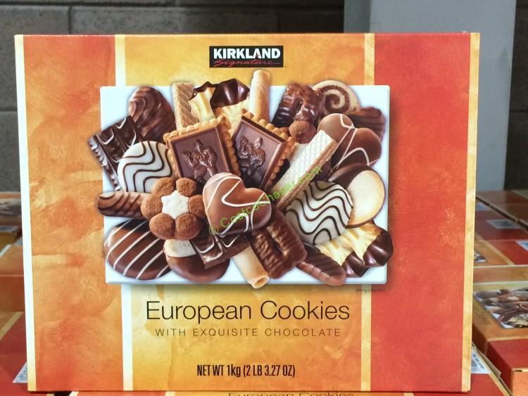 Kirkland Signature Cookie Assortment  35.27 Ounce Box