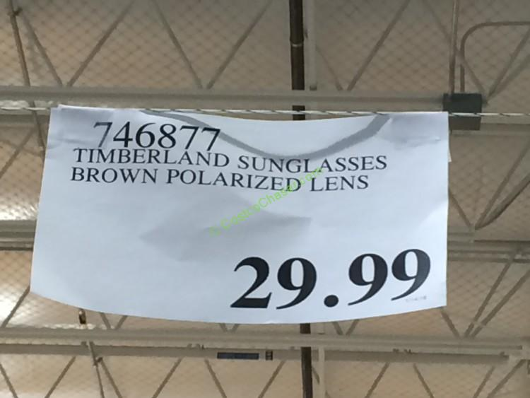 Polarized Sunglasses Costco  timberland sunglasses brown polarized lens costcochaser