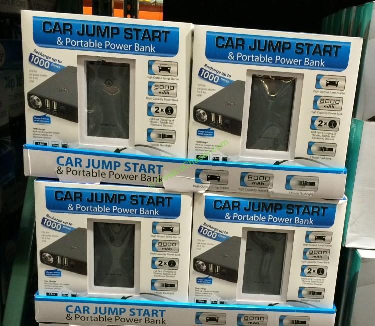 Portable Car Battery Jumper Costco