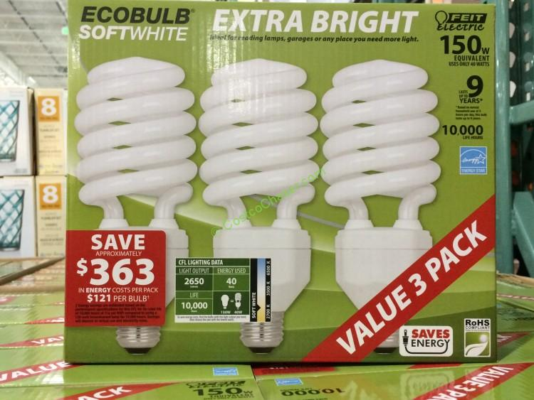 Feit Electric Conserve-Energy 40W CFL Energy Star Approved