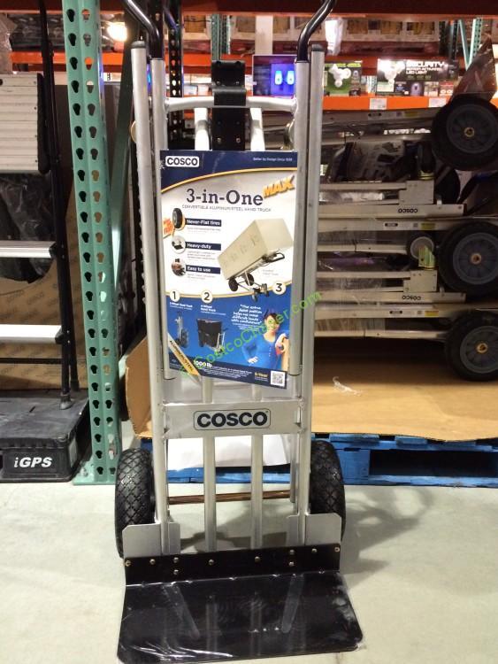 Cosco Hybrid 3 Way Convertible Hand Truck