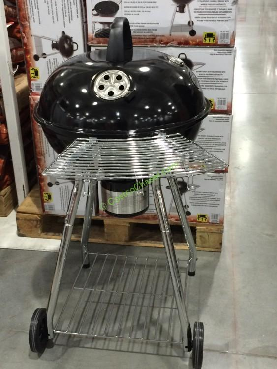 """Masterbuilt 22.5 """" Charcoal Kettle Grill"""