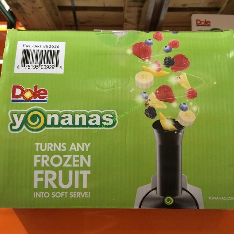 Costcochaser: Costco-882636-yonanas-healthy-frozen-dessert-maker-mark