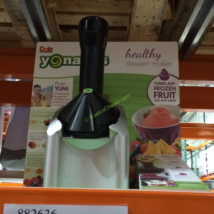 Costcochaser: Costco-882636-yonanas-healthy-frozen-dessert-maker
