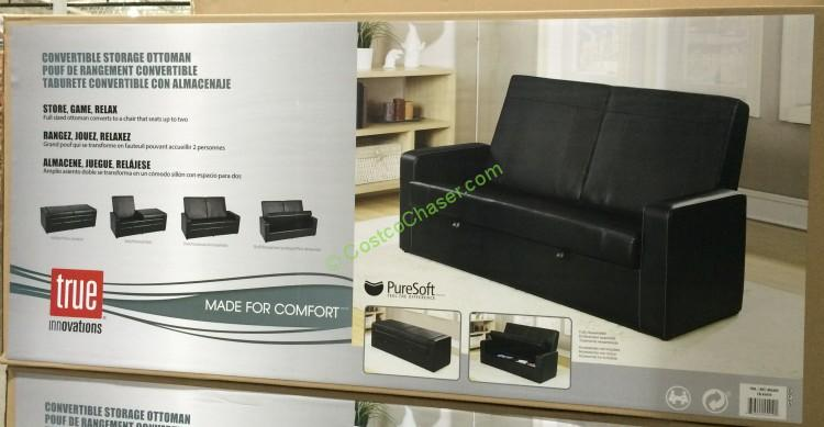 Terrific True Innovations Gaming Chair Ottoman Costcochaser Frankydiablos Diy Chair Ideas Frankydiabloscom