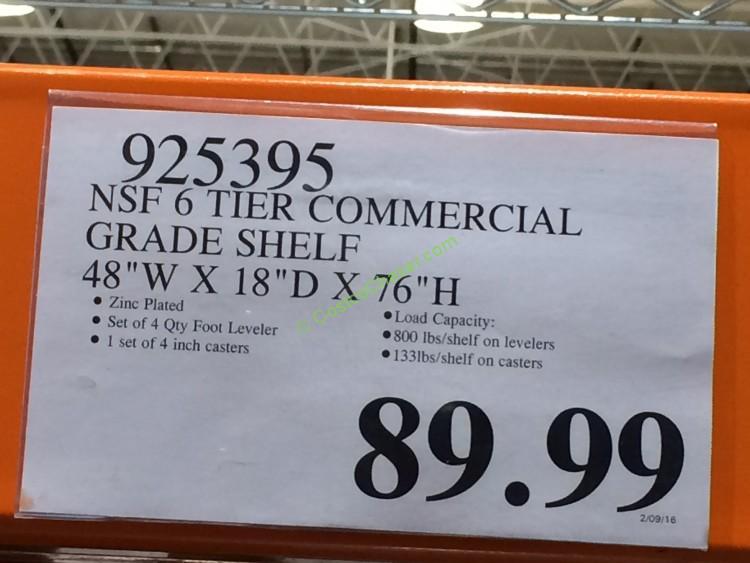 costco-925395-nsf-6tier-commercial-grade-shelf-tag