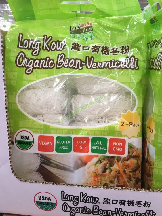 Organic Long Kaw Bean-Vermicelli Noodles 29.6 Ounces