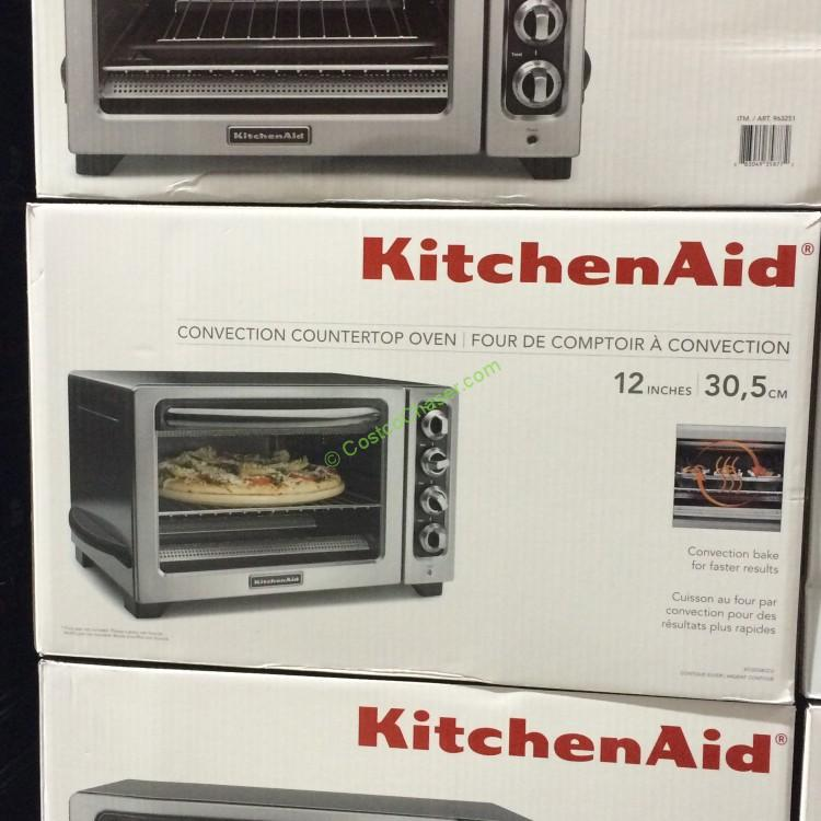 KitchenAid KCO234CCU Convection Countertop Oven