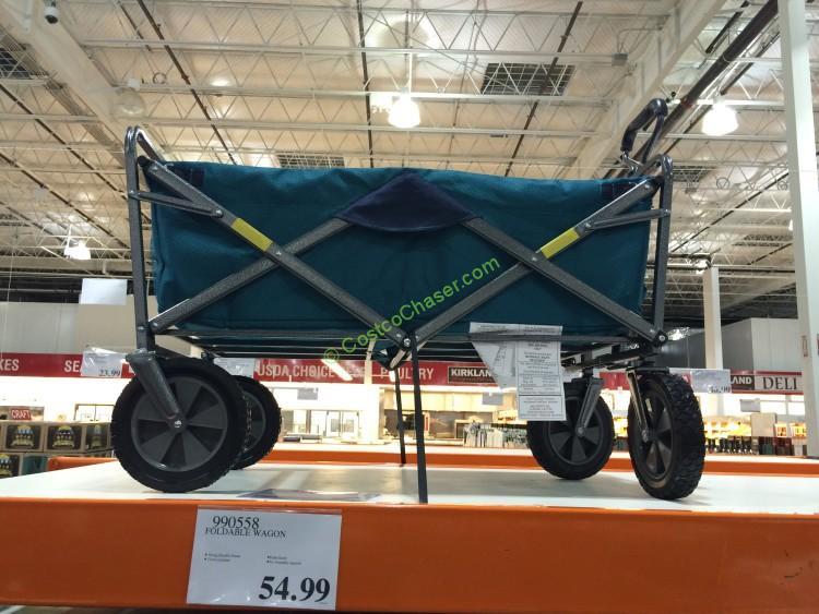 wonderful Folding Garden Wagon Costco Part - 1: costco-990558-foldable-wagon