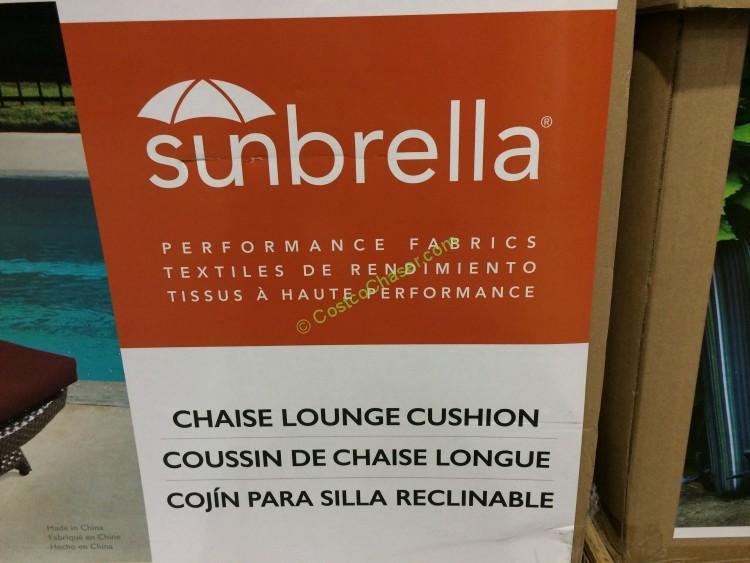 costco-998894-replacement-chaise-cushion-spec : sunbrella chaise lounge cushions costco - Sectionals, Sofas & Couches