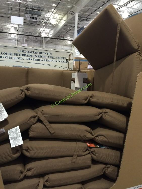 Outdoor Chaise Lounge In Store