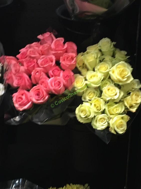 Costco Floral Bunch - Valentine's Gift Idea 2016