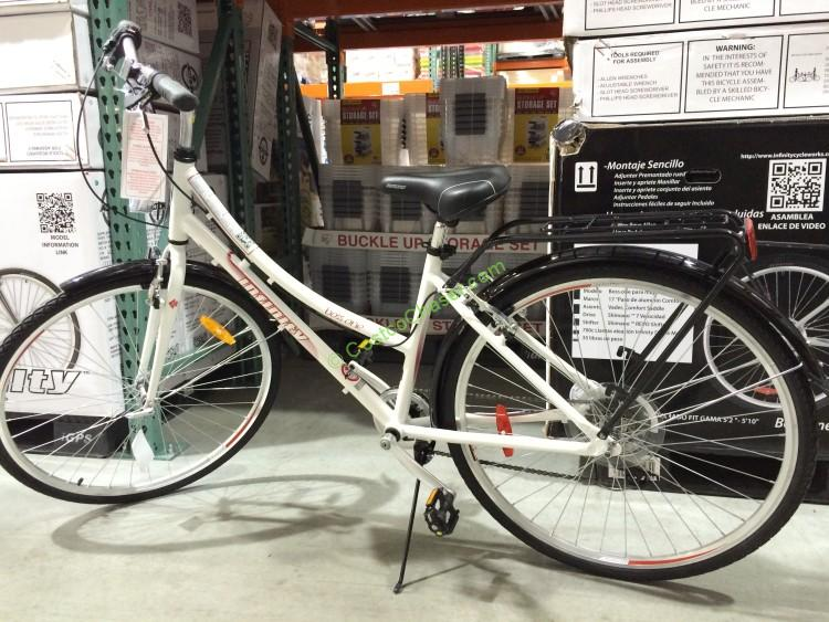 Costco 1014319 Infinity Las Comfort 7sd Aluminum Bicycle