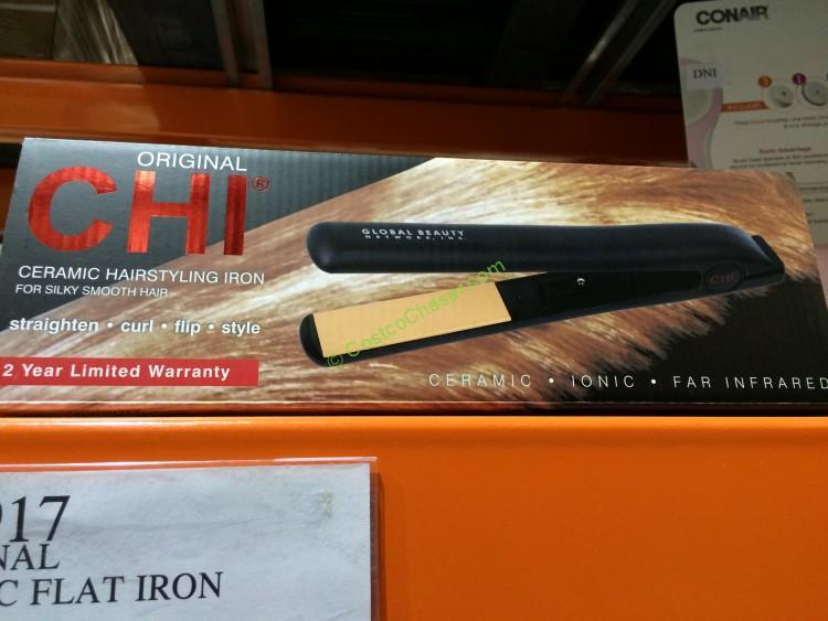 Chi Original 1-Inch Ceramic Flat Iron