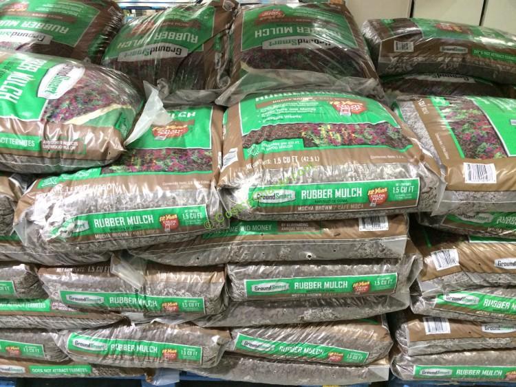 Costco 2548 Liberty Tire Rubber Mulch 1 5 All Costcochaser