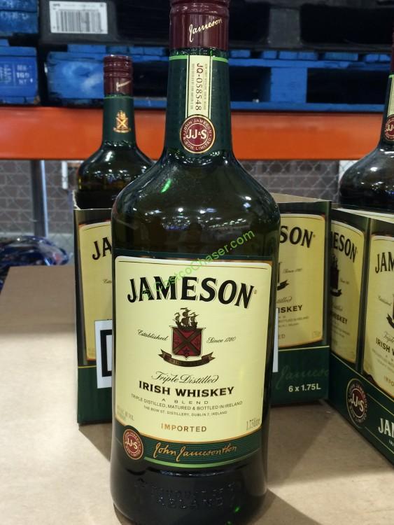 Costco 25695 Jameson Irish Whiskey Ireland Costcochaser