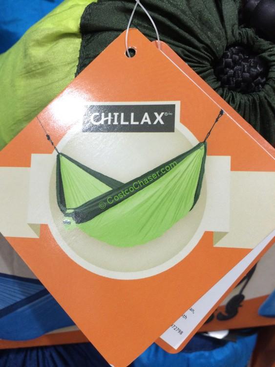 costco 397545 chillax parachute silk double travel hammock  chillax parachute silk double travel hammock cclh20 33  u2013 costcochaser  rh   cochaser