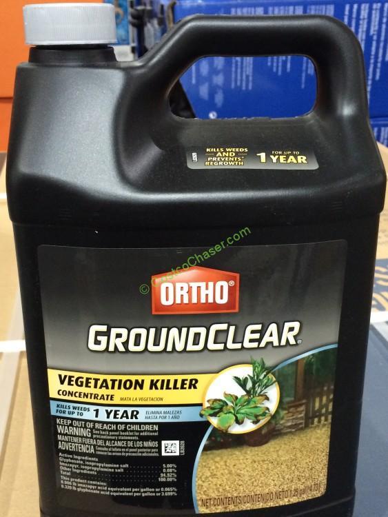 Ortho Ground Clear Vegetation Killer 1.25 Gallon
