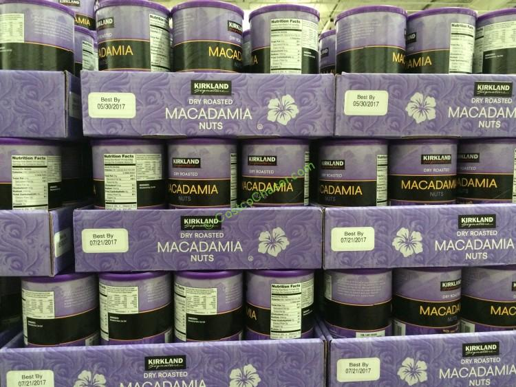 Costco 767020 Kirkland Signature Macadamia Nuts All