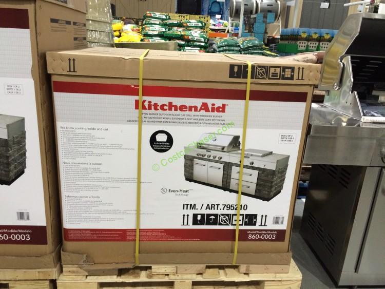 kitchenaid 860 0003. costco-795210-kitchenaid -7-burner-island-grill-box2 kitchenaid 860 0003 -