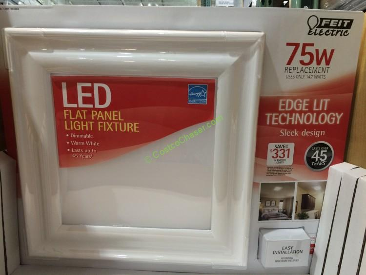 Feit Electric 15 X 15 LED Flushmount Fixture