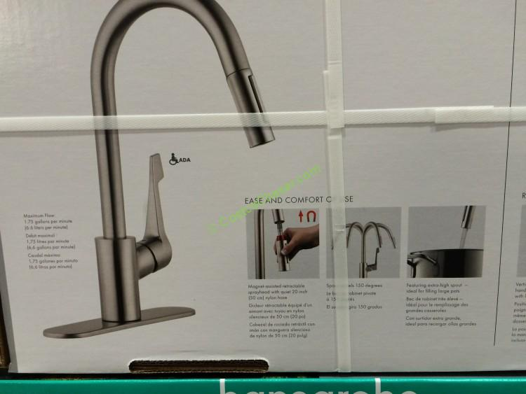 28 costco kitchen faucet costco ancona signature ii