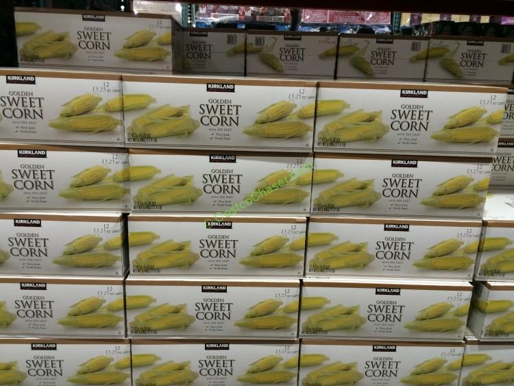 Costco 9512690 Kirkland Signature Golden Sweet Corn All