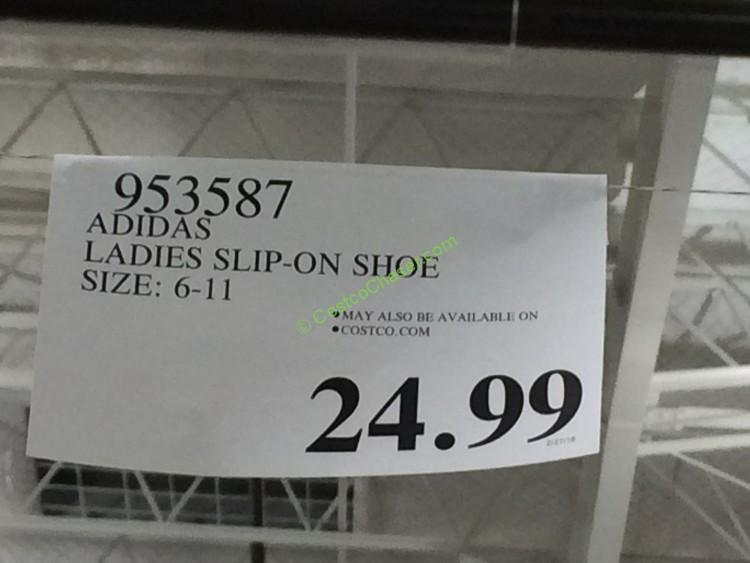costco-953587-adidas-ladies-slip-on-shoe-tag