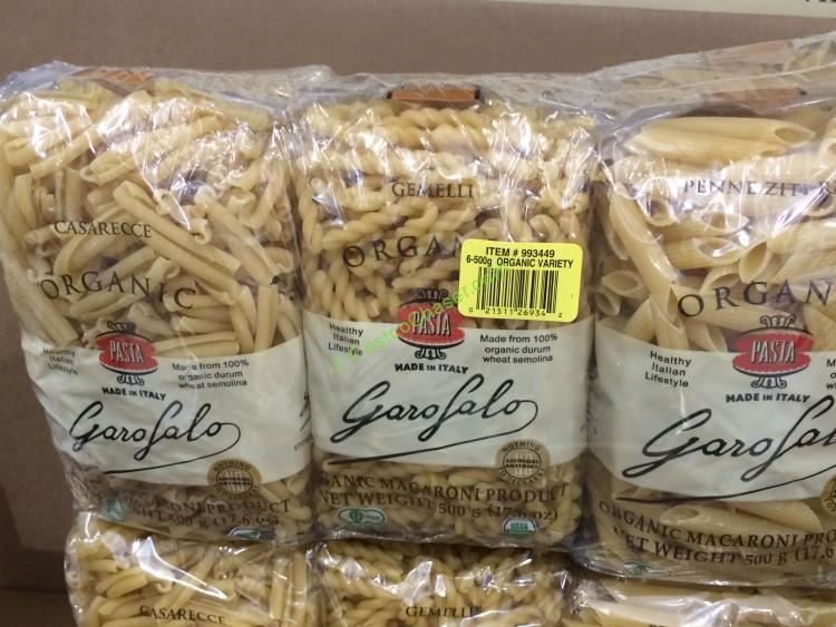 Organic Garofalo Variety Pack 6 / 17.6 oz Bags